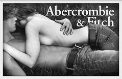 Abercrombie and Fitch uses polarization to create a great brand positioning strategy.