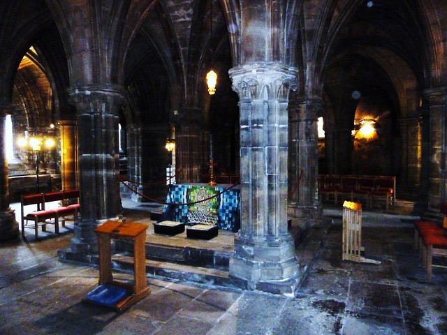 Tomb of St Kentigern, Glasgow Catehdral