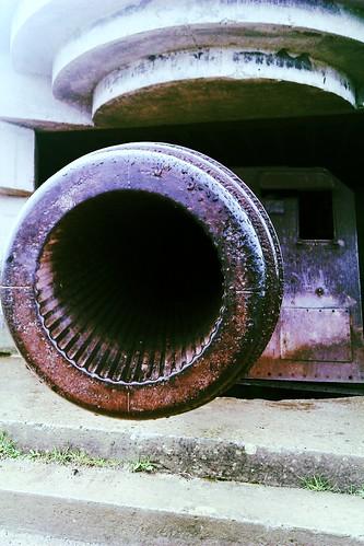 Cannon at Longues-sur-Mer