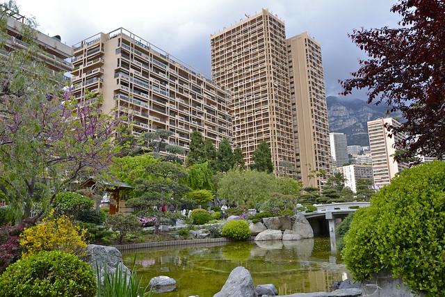 Le jardin japonais de monaco flickr photo sharing for Jardin japonais monaco
