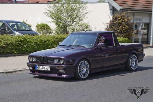 BMW E30 Pickup by Wutzman