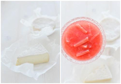 juust ja rabarber