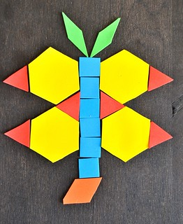 Butterfly Pattern Blocks