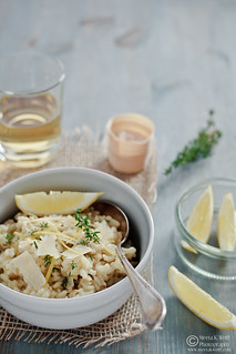Lemon Thyme Fennel Risotto--0140 by Meeta K. Wolff
