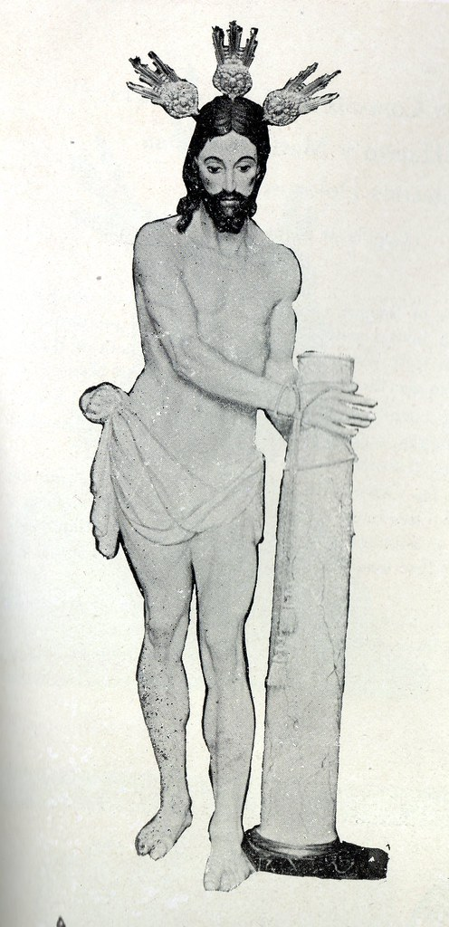 Cristo de Amaro Vázquez, 1602