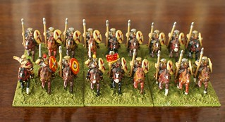 Auxiliary cavalry