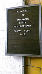 Welcome to Missouri State Penitentiary Jefferson City