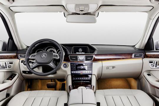 Mercedes-Benz E-Klasse Langversion f眉r MB China (V 212) 2013