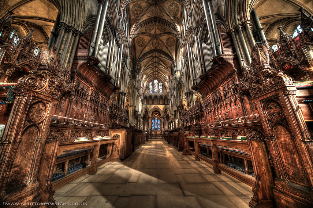 Salisbury Cathedral HDR