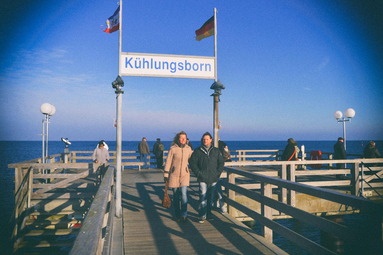 In Kühlungsborn