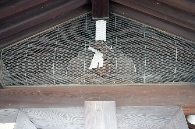 京都御苑 猿が辻