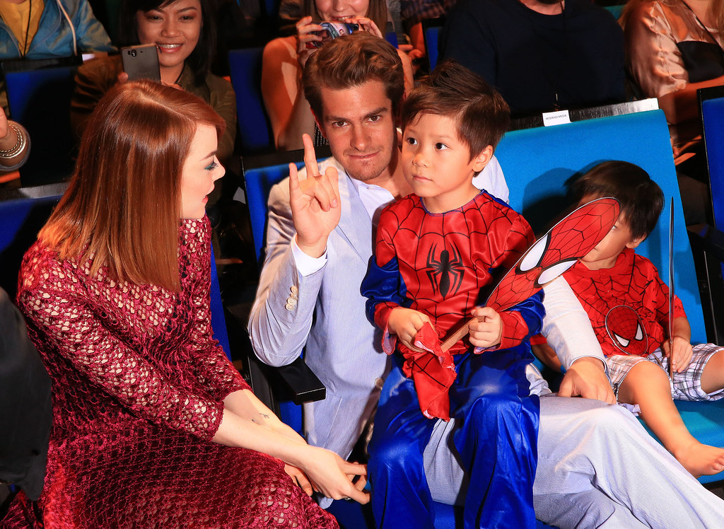 Emma-Andrew-met-up-tiny-Spider-Man