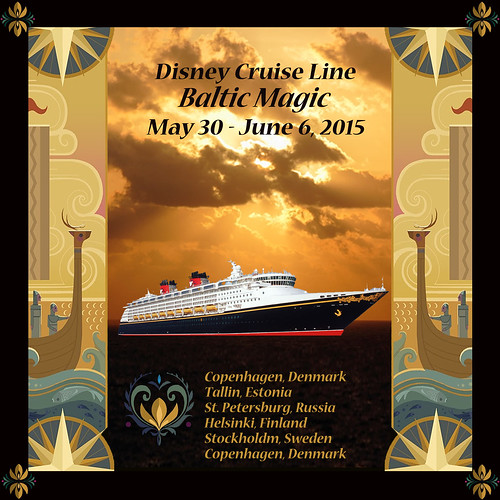 My Disney Magic May Th Northern Europe Cruise Trip Report  The