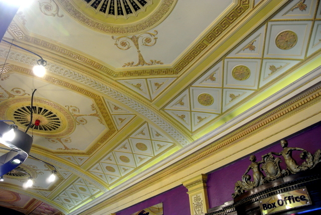 Ceiling of the Carlton Cinema, Haymarket