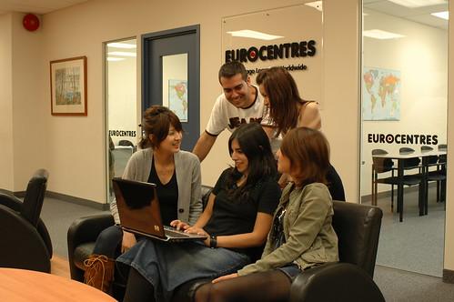 Eurocentres Toronto - Student Lounge (2)