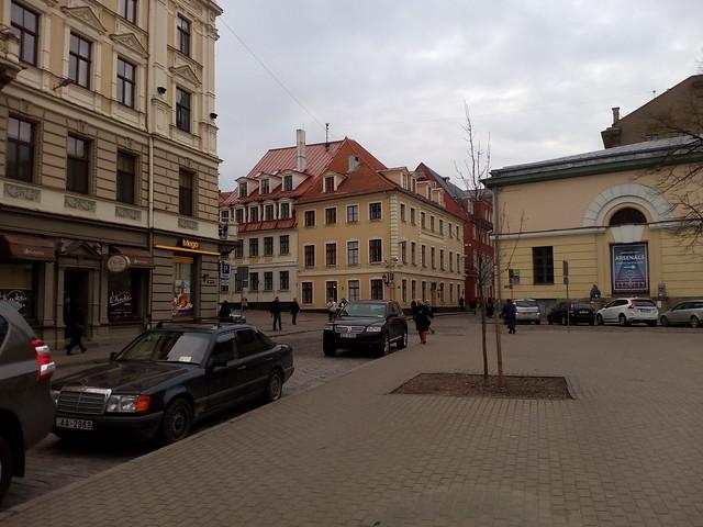 Just5 FREEDOM X1 test shot Riga Latvia