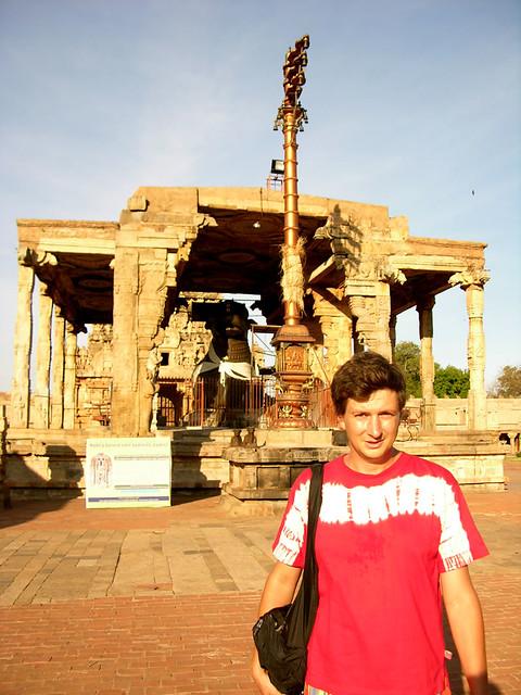Templete que cubre el Nandi