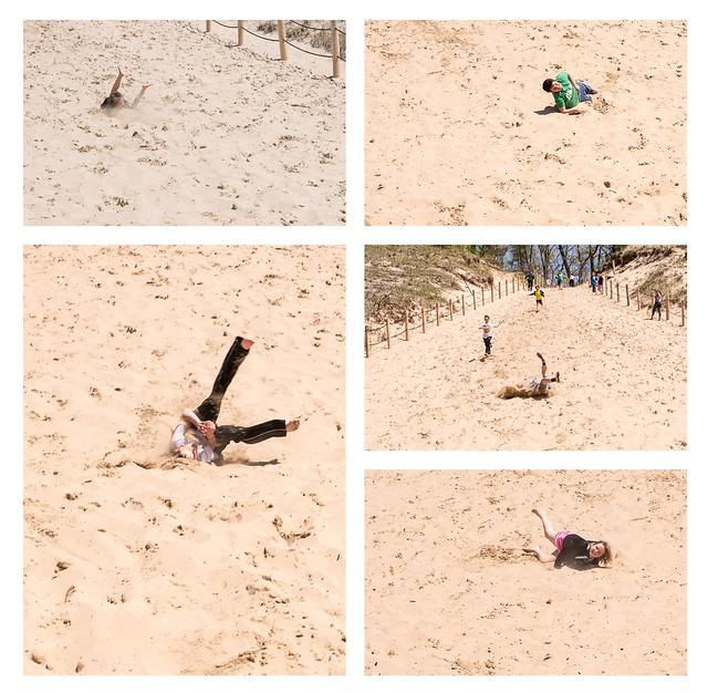 Sand dune fun