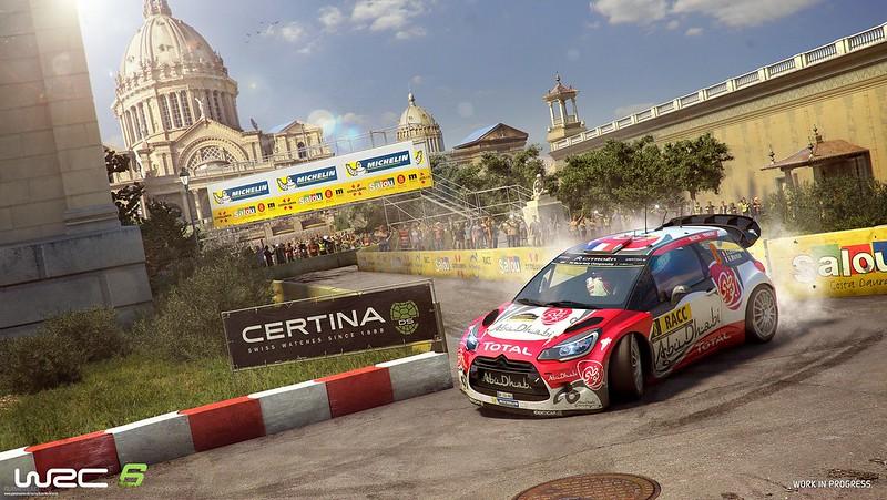 WRC 6 announced