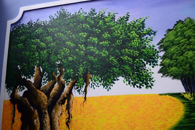 vẽ tranh tường tại tphcm