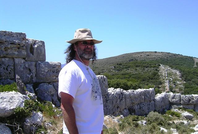 murallas micenicas