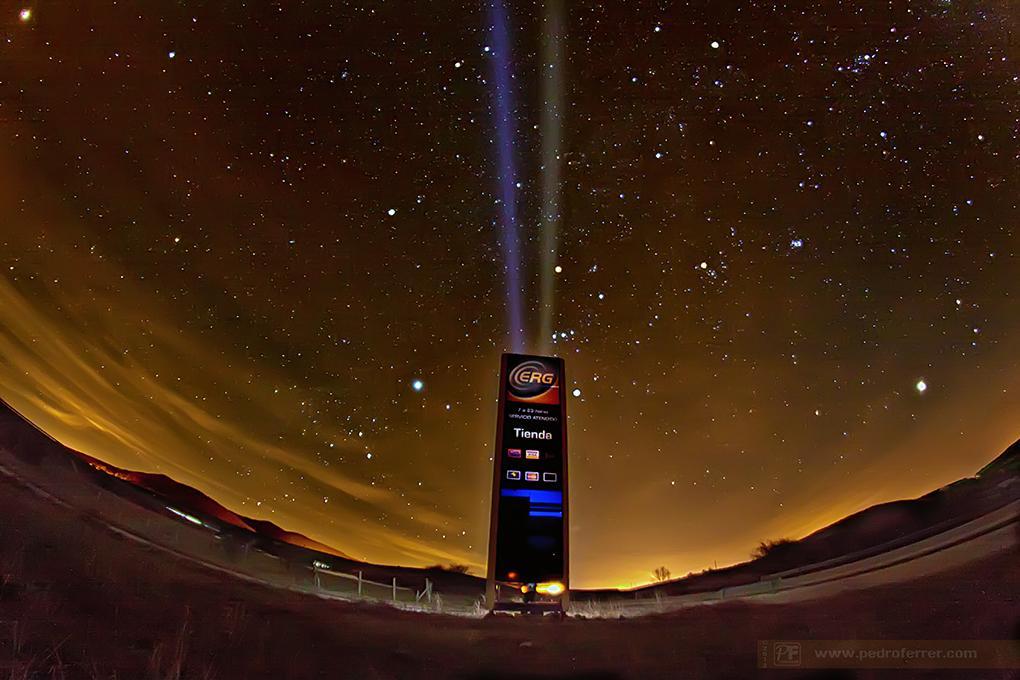 Llamando al espacio exterior - Calling outer space