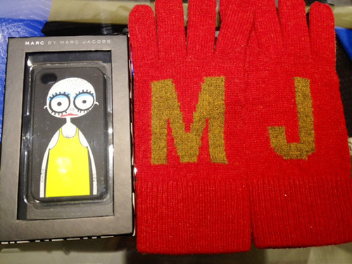 marc by marc gloves