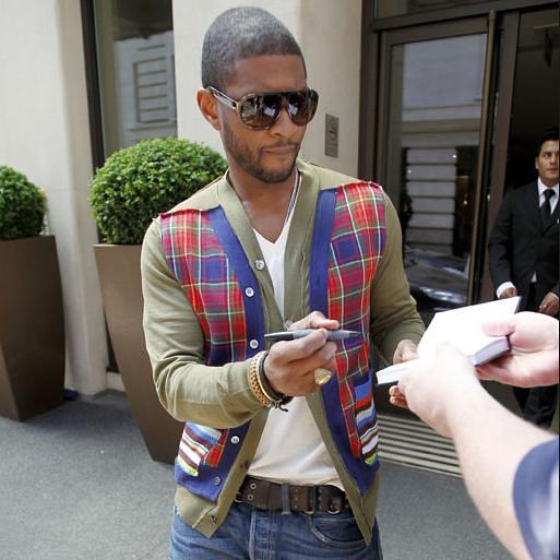 Usher-marc