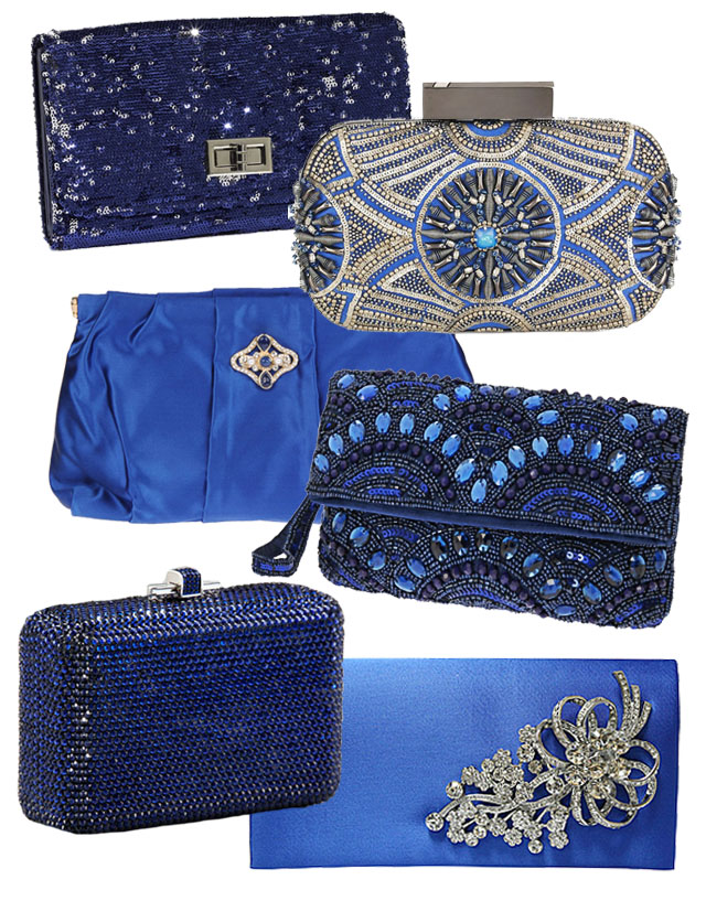 blue wedding clutches-white bg