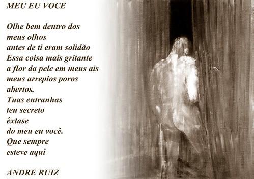 MEU EU VOCE by amigos do poeta