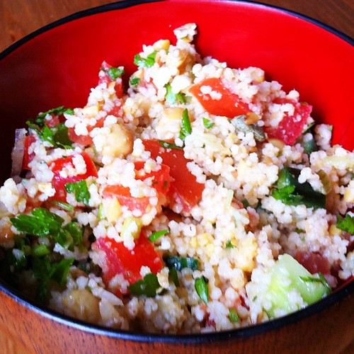 Tabbouleh of the Sea