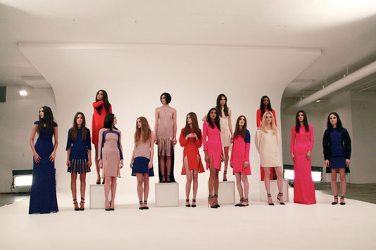 deanquinn_qshots nyfw fashion show