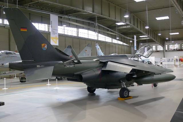 Dassault-Breguet/Dornier Alpha Jet
