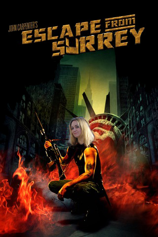 Escape From Surrey