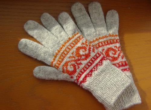 fairisle gloves 3