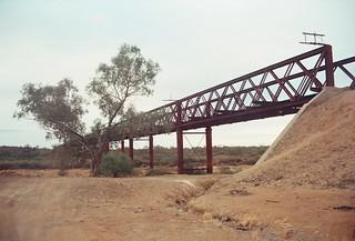 Old Ghan Railway