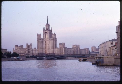 Kotelnicheskaya Embankment Building, Moscow, 1969