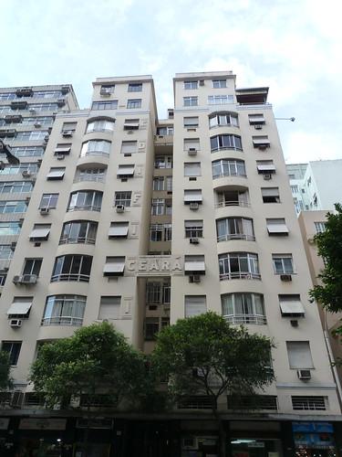 Edifício Ceará, Copacabana