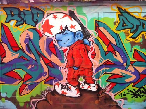 Gangster Smurf 187 Mrericsir Com