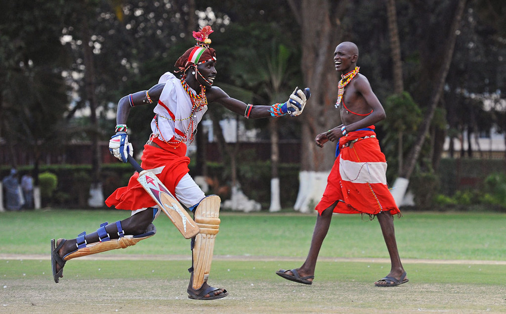 Maasai Warriors cricket team