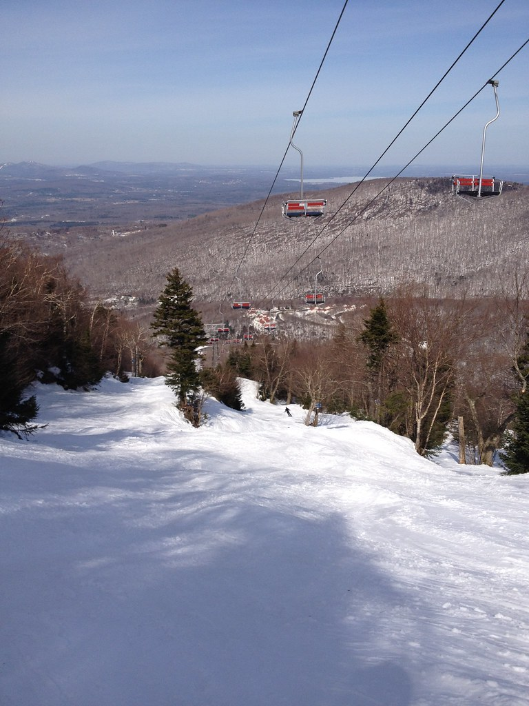 Mont SUTTON, 12 mars 2012