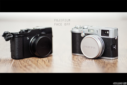 Fujifilm Face Off by Danger 80