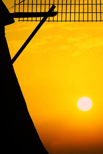 morning sky orange sun holland water windmill clouds sunrise canon nederland thenetherlands mills kinderdijk zuidholland southholland canonef70200mmf28lusm nieuwlekkerland canoneos50d canon50d mygearandme mygearandmepremium mygearandmebronze mygearandmesilver mygearandmegold mygearandmeplatinum mygearandmediamond