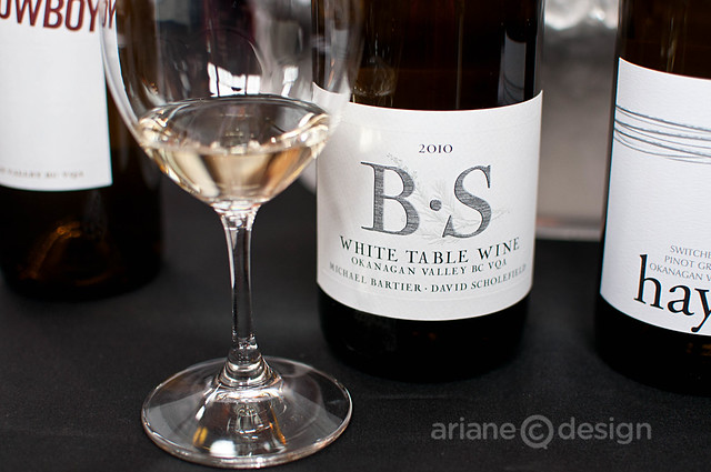 BS White Table wine