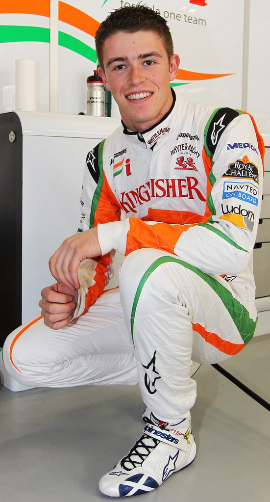 Pictures of Paul di Resta