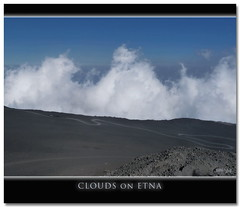 Etna clouds