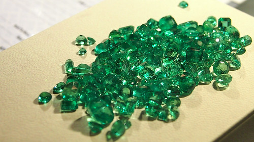 Afghani Emeralds