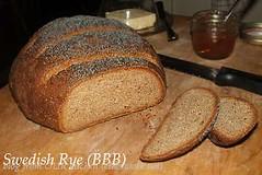 Swedish Rye (BBB)