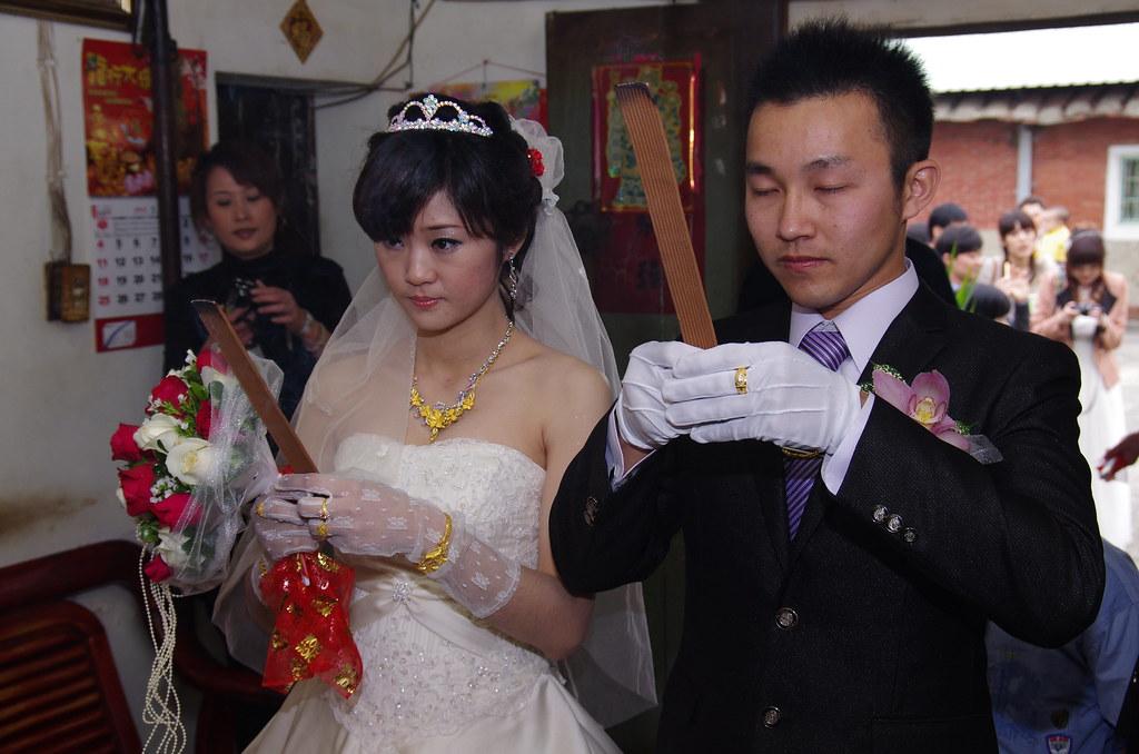 興&蘭 婚