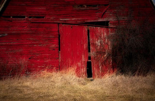 Abandoned barn (orton)